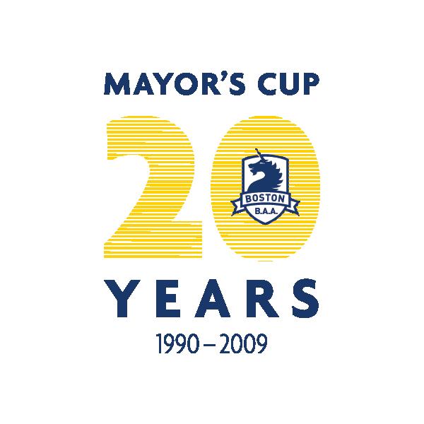 Boston Mayor's Cup 20 Years