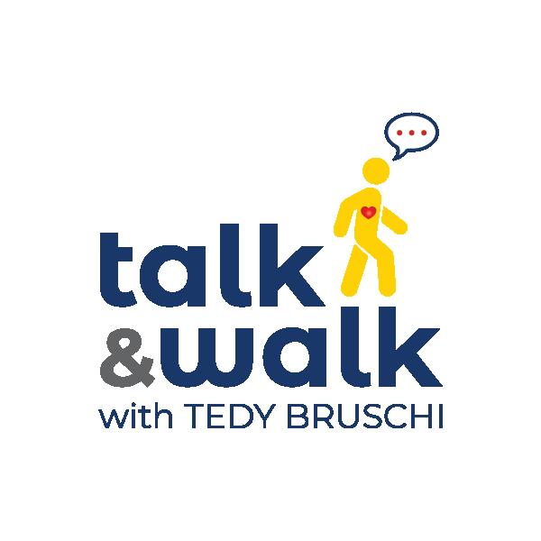 Talk & Walk with Tedy Bruschi